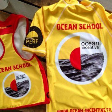 Les lycras Ocean Incentive sont arrivés !