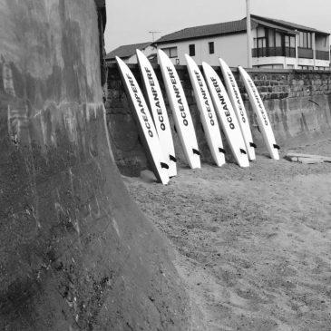 Initiation au sauvetage côtier sous la pluie