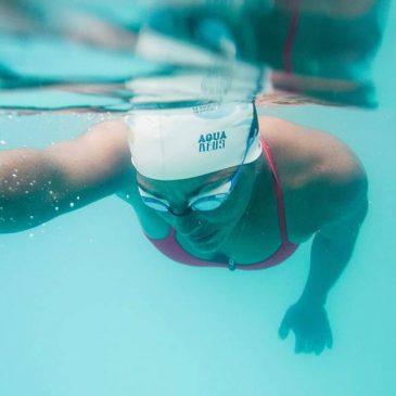 Swim, swim, swim même en hiver !
