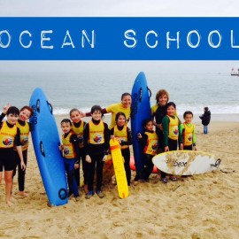 Stage de Printemps Ocean School !