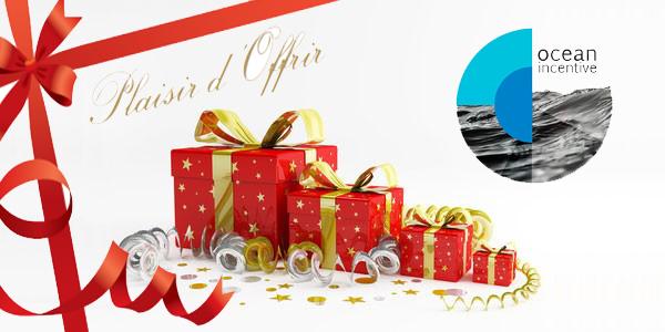 Pensez Ocean Incentive pour Noël !